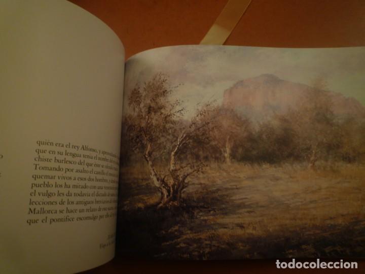 Libros de segunda mano: ESTRADA VILARRASSA. MALLORCA. EDITORIASL AUSA. 1983 - Foto 8 - 123102663
