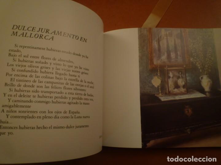 Libros de segunda mano: ESTRADA VILARRASSA. MALLORCA. EDITORIASL AUSA. 1983 - Foto 10 - 123102663