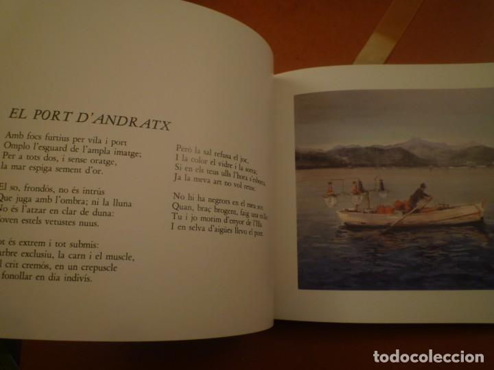Libros de segunda mano: ESTRADA VILARRASSA. MALLORCA. EDITORIASL AUSA. 1983 - Foto 12 - 123102663