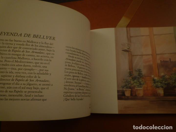 Libros de segunda mano: ESTRADA VILARRASSA. MALLORCA. EDITORIASL AUSA. 1983 - Foto 13 - 123102663