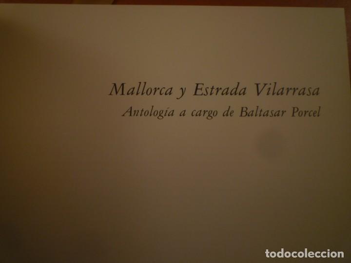 Libros de segunda mano: ESTRADA VILARRASSA. MALLORCA. EDITORIASL AUSA. 1983 - Foto 15 - 123102663