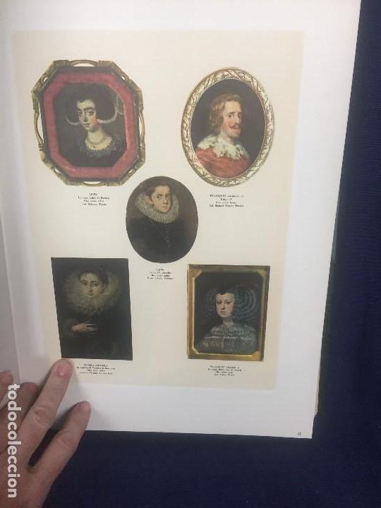 Libros de segunda mano: la miniatura retrato en españa mariano tomás láminas greco dumont de la cruz 1953 - Foto 2 - 123320527