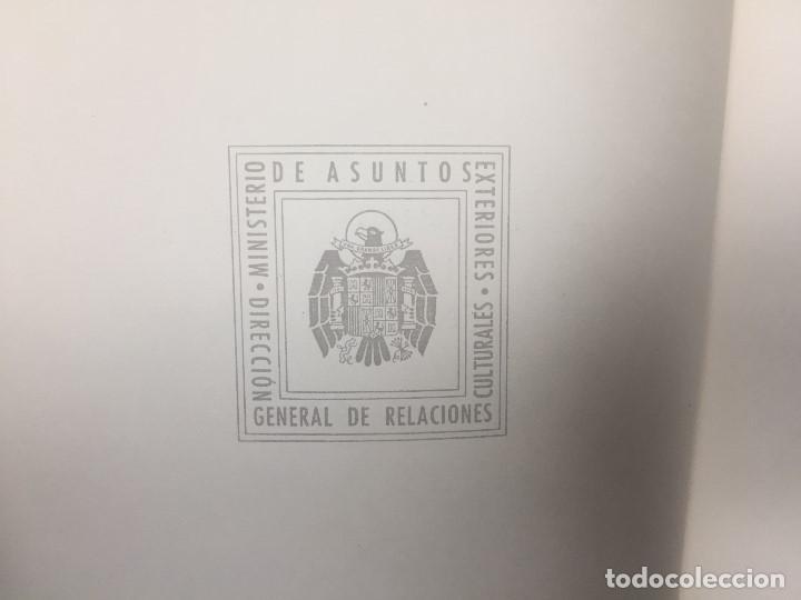 Libros de segunda mano: la miniatura retrato en españa mariano tomás láminas greco dumont de la cruz 1953 - Foto 15 - 123320527