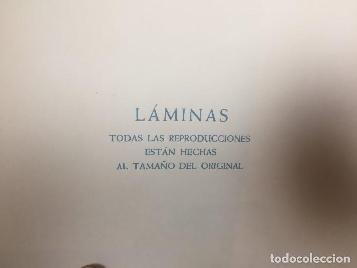 Libros de segunda mano: la miniatura retrato en españa mariano tomás láminas greco dumont de la cruz 1953 - Foto 22 - 123320527