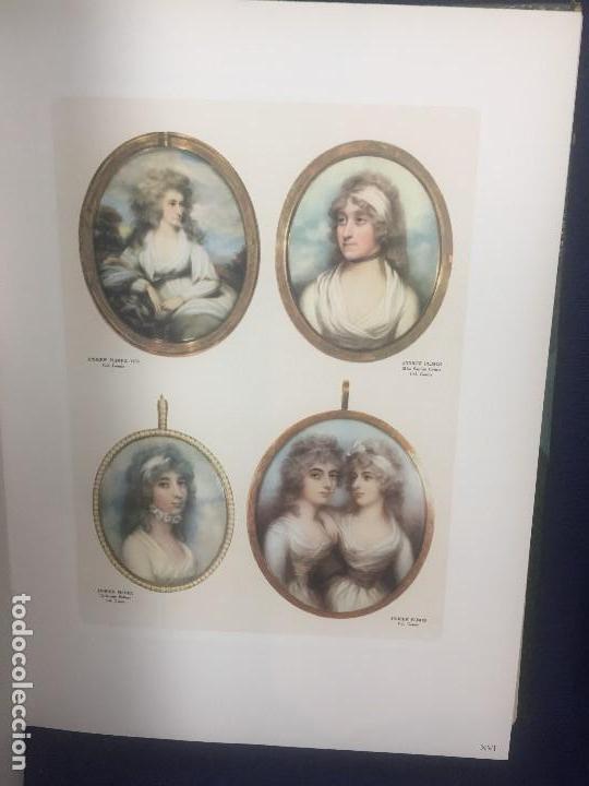 Libros de segunda mano: la miniatura retrato en españa mariano tomás láminas greco dumont de la cruz 1953 - Foto 24 - 123320527