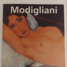 Libros de segunda mano: MODIGLIANI TASCHEN. Lote 123323598
