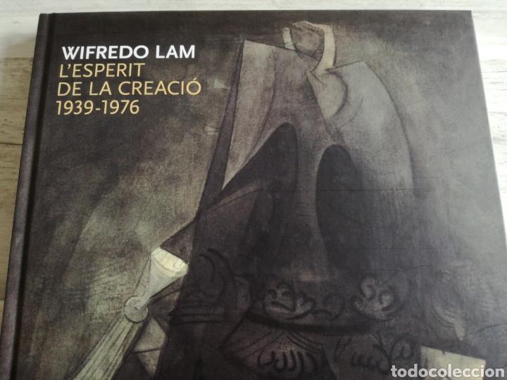 WILFREDO LAM, L'ESPERIT DE LA CREACIÓ (2009) (Libros de Segunda Mano - Bellas artes, ocio y coleccionismo - Pintura)