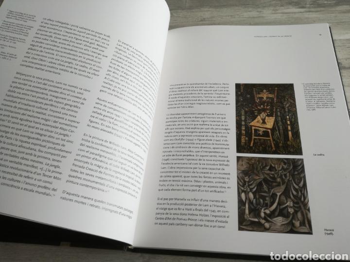 Libros de segunda mano: WILFREDO LAM, LESPERIT DE LA CREACIÓ (2009) - Foto 3 - 123767364
