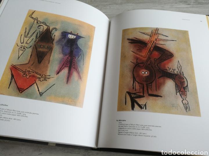Libros de segunda mano: WILFREDO LAM, LESPERIT DE LA CREACIÓ (2009) - Foto 8 - 123767364