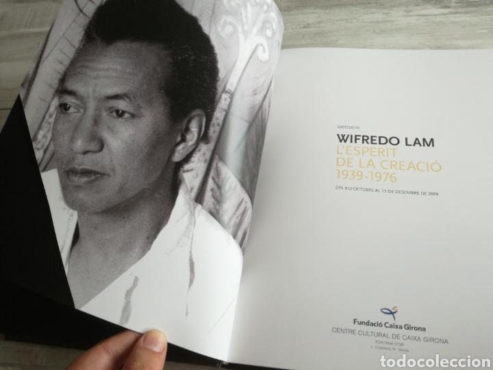 Libros de segunda mano: WILFREDO LAM, LESPERIT DE LA CREACIÓ (2009) - Foto 9 - 123767364