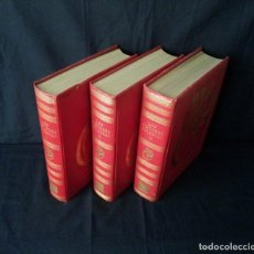 Libros de segunda mano: BERNARD DORIVAL - LOS PINTORES CELEBRES (3 TOMOS) - EDITORIAL GUSTAVO GILI 1963. Lote 124029379