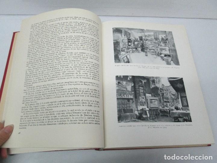Libros de segunda mano: LA VIDA Y OBRA DE JOAQUIN SOROLLA. BERNARDINO DE PANTORBA. EDITORIAL MAYFE 1953. EJEMPLAR Nº 1828. - Foto 11 - 124099523