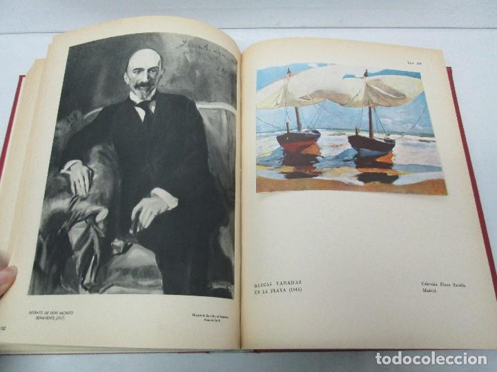 Libros de segunda mano: LA VIDA Y OBRA DE JOAQUIN SOROLLA. BERNARDINO DE PANTORBA. EDITORIAL MAYFE 1953. EJEMPLAR Nº 1828. - Foto 22 - 124099523