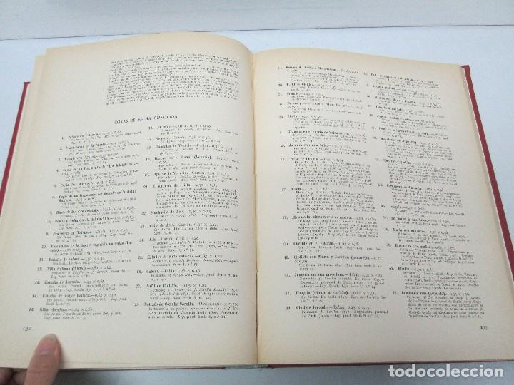 Libros de segunda mano: LA VIDA Y OBRA DE JOAQUIN SOROLLA. BERNARDINO DE PANTORBA. EDITORIAL MAYFE 1953. EJEMPLAR Nº 1828. - Foto 25 - 124099523