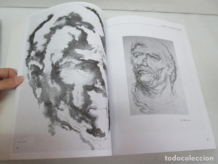Libros de segunda mano: BURNE HOGARTH. EL DIBUJO DE LUCES Y SOMBRAS A SU ALCANCE. CABEZA HUMANA. ANATOMICO. 3 LIBROS - Foto 13 - 124191527