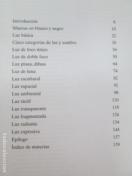 Libros de segunda mano: BURNE HOGARTH. EL DIBUJO DE LUCES Y SOMBRAS A SU ALCANCE. CABEZA HUMANA. ANATOMICO. 3 LIBROS - Foto 20 - 124191527