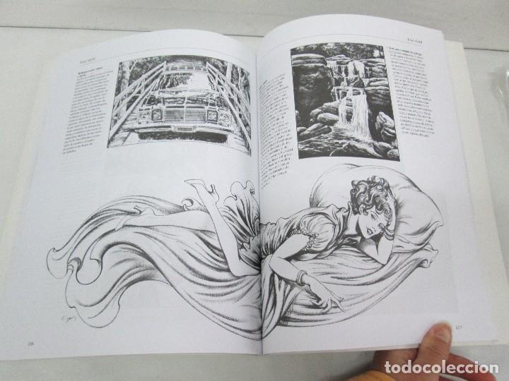 Libros de segunda mano: BURNE HOGARTH. EL DIBUJO DE LUCES Y SOMBRAS A SU ALCANCE. CABEZA HUMANA. ANATOMICO. 3 LIBROS - Foto 23 - 124191527