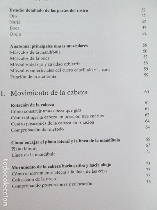 Libros de segunda mano: BURNE HOGARTH. EL DIBUJO DE LUCES Y SOMBRAS A SU ALCANCE. CABEZA HUMANA. ANATOMICO. 3 LIBROS - Foto 30 - 124191527