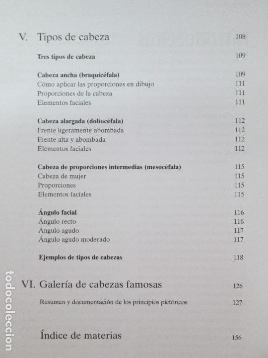 Libros de segunda mano: BURNE HOGARTH. EL DIBUJO DE LUCES Y SOMBRAS A SU ALCANCE. CABEZA HUMANA. ANATOMICO. 3 LIBROS - Foto 33 - 124191527