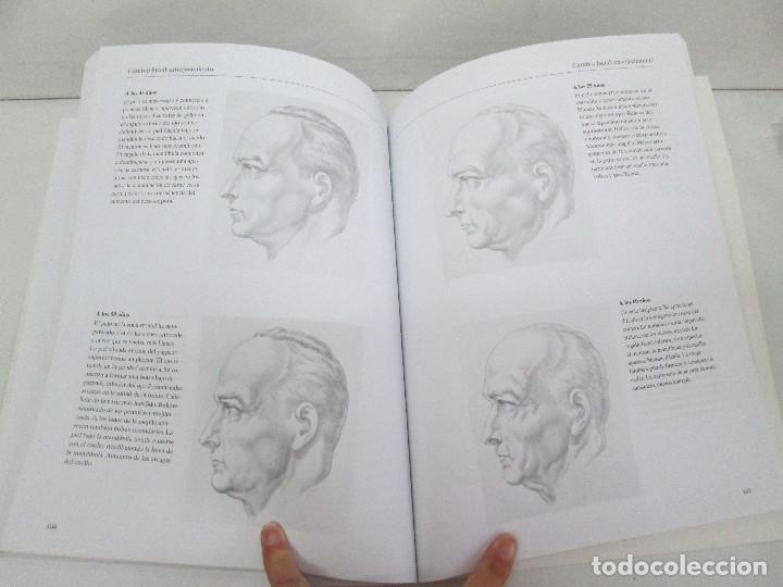 Libros de segunda mano: BURNE HOGARTH. EL DIBUJO DE LUCES Y SOMBRAS A SU ALCANCE. CABEZA HUMANA. ANATOMICO. 3 LIBROS - Foto 36 - 124191527