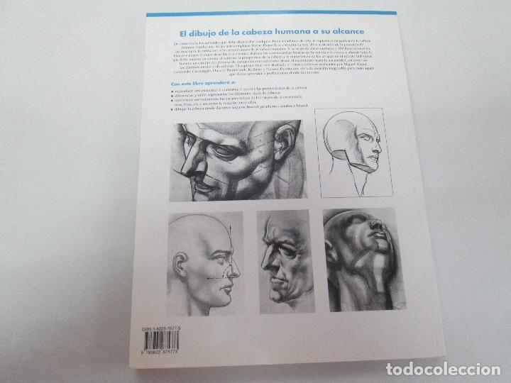 Libros de segunda mano: BURNE HOGARTH. EL DIBUJO DE LUCES Y SOMBRAS A SU ALCANCE. CABEZA HUMANA. ANATOMICO. 3 LIBROS - Foto 37 - 124191527