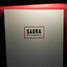 Libros de segunda mano: SAURA DECENARIO 1980-1990 (1991). Lote 124219004
