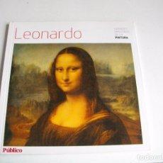Libros de segunda mano: GRANDES MAESTROS DE LA PINTURA. PUBLICO.LEONARDO. EL DE LAS FOTOS. VER TODOS MIS LIBROS. Lote 124255731