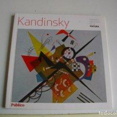 Libros de segunda mano: GRANDES MAESTROS DE LA PINTURA. PUBLICO.KANDINSKY. EL DE LAS FOTOS. VER TODOS MIS LIBROS Y NOVELAS. Lote 124257815