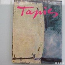 Libros de segunda mano: TAPIES - SPAIN LIBRO / BOOK SUSAETA 1990 - COLECCIÓN GRANDES PINTORES. Lote 124276275