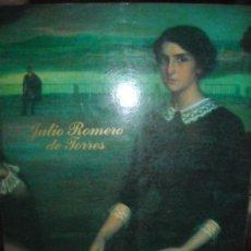 Libros de segunda mano: JULIO ROMERO DE TORRES. Lote 124653815
