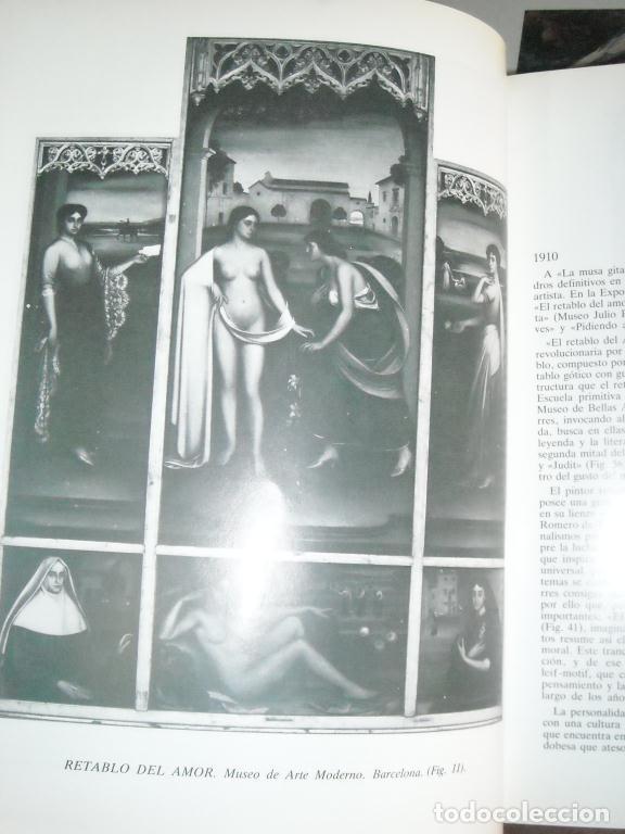 Libros de segunda mano: JULIO ROMERO DE TORRES - Foto 4 - 124653815