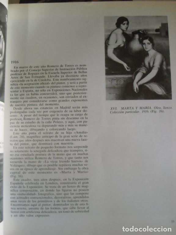 Libros de segunda mano: JULIO ROMERO DE TORRES - Foto 5 - 124653815