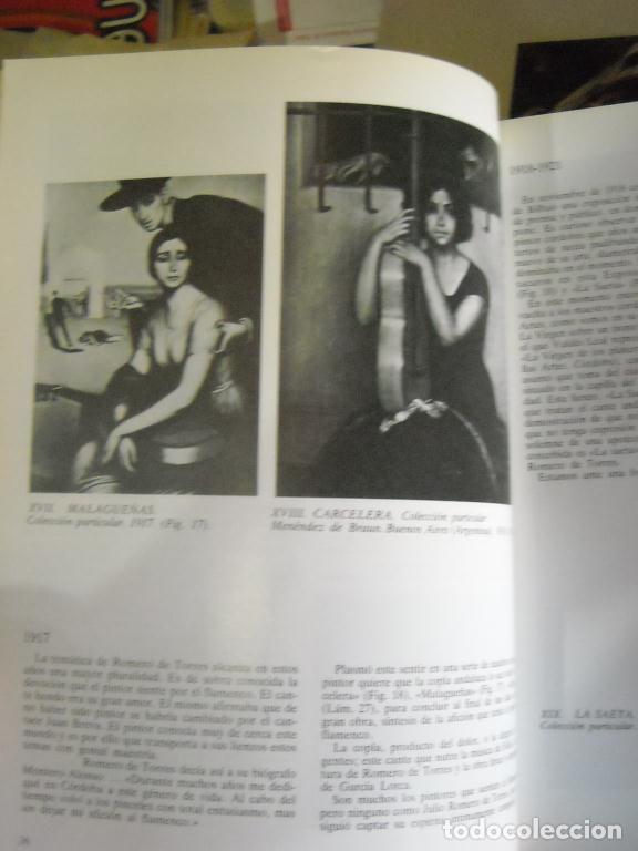 Libros de segunda mano: JULIO ROMERO DE TORRES - Foto 6 - 124653815