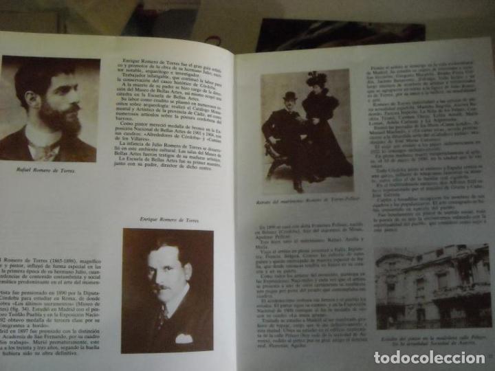 Libros de segunda mano: JULIO ROMERO DE TORRES - Foto 7 - 124653815
