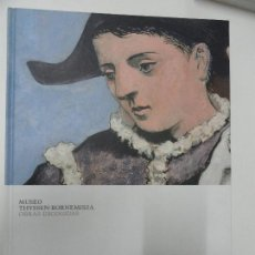 Libros de segunda mano: MUSEO THYSSEN BORNEMIZA: OBRAS ESCOGIDAS. Lote 124655231
