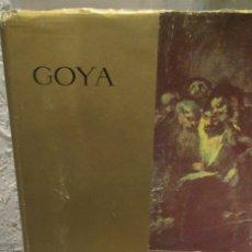 Libros de segunda mano: GOYA LAS PINTURAS NEGRAS. ANTONIO FUSTER. Lote 125043615