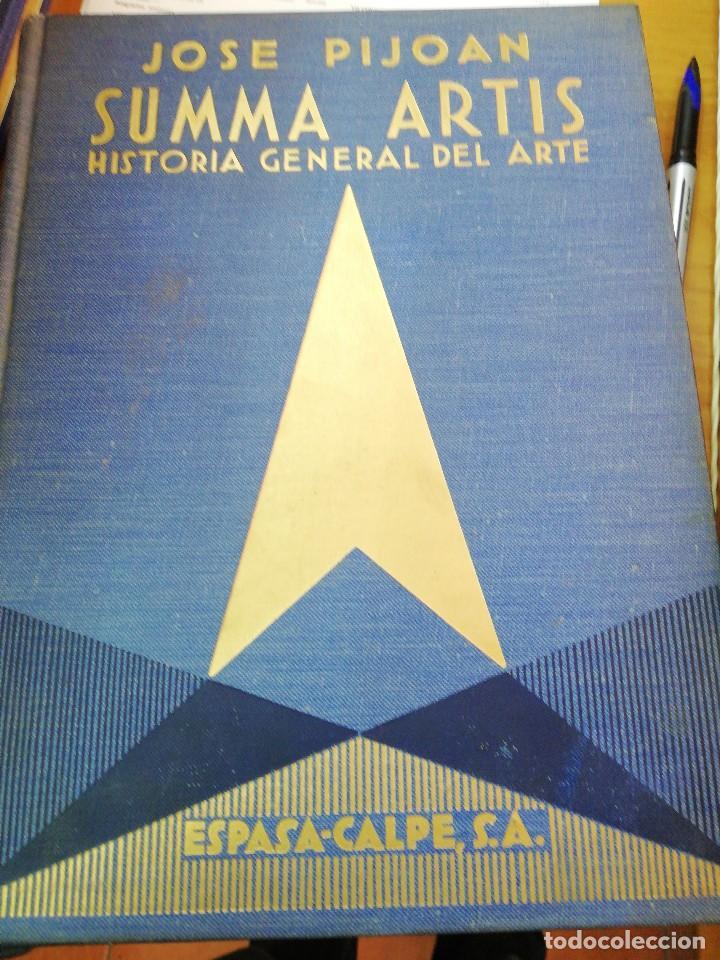 SUMMA ARTIS. XV. EL ARTE DEL RENACIMIENTO EN EL NORTE Y CENTRO DE EUROPA (Libros de Segunda Mano - Bellas artes, ocio y coleccionismo - Pintura)
