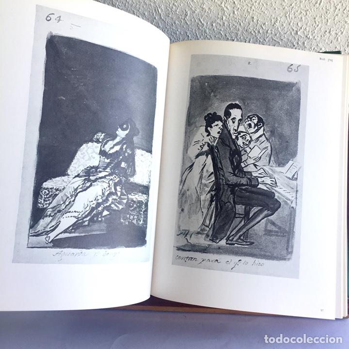 Libros de segunda mano: Dibujos De Goya: Los Álbumes. Pierre Gassier 1973 - Foto 5 - 125129847