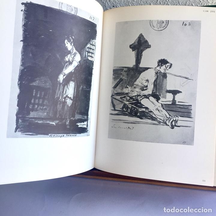Libros de segunda mano: Dibujos De Goya: Los Álbumes. Pierre Gassier 1973 - Foto 6 - 125129847