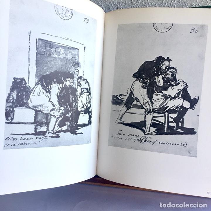Libros de segunda mano: Dibujos De Goya: Los Álbumes. Pierre Gassier 1973 - Foto 7 - 125129847