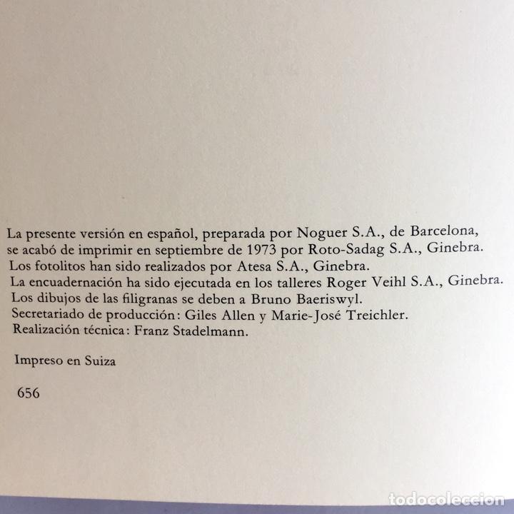 Libros de segunda mano: Dibujos De Goya: Los Álbumes. Pierre Gassier 1973 - Foto 9 - 125129847