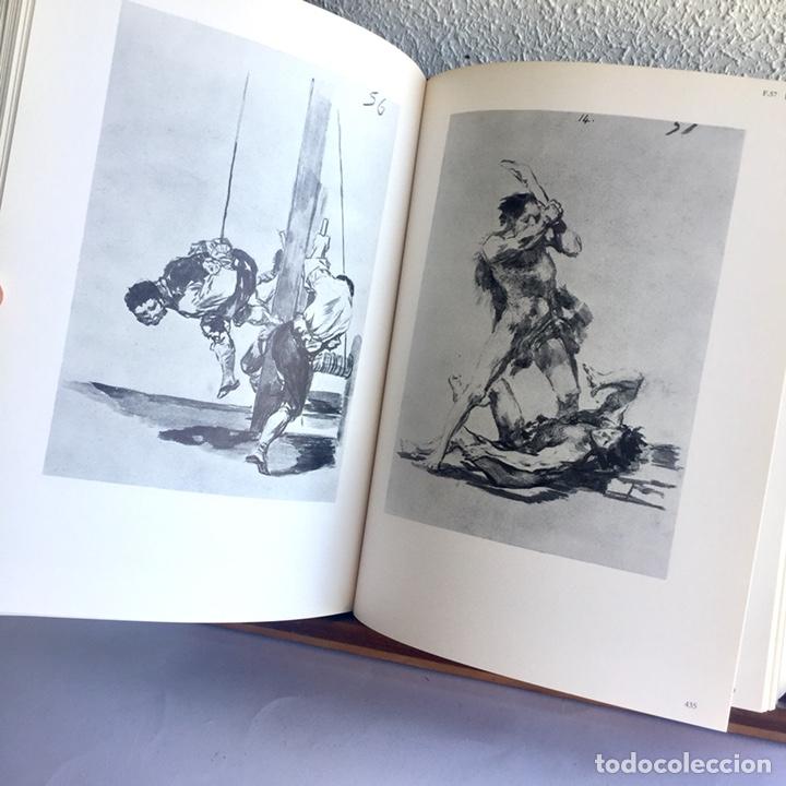 Libros de segunda mano: Dibujos De Goya: Los Álbumes. Pierre Gassier 1973 - Foto 12 - 125129847