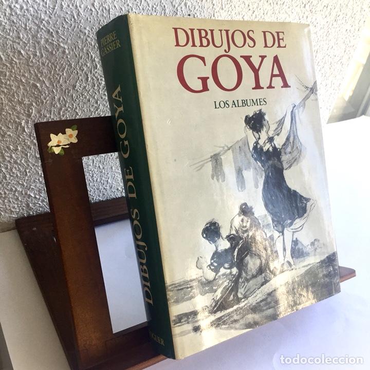 Libros de segunda mano: Dibujos De Goya: Los Álbumes. Pierre Gassier 1973 - Foto 13 - 125129847
