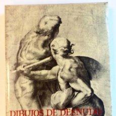 Libros de segunda mano - DIBUJOS DE DESNUDO DE LOS GRANDES MAESTROS.EDIT.JANO 1967.35X26 cms. DIBUJOS DE DESNUDO DE LOS GRA - 125211995