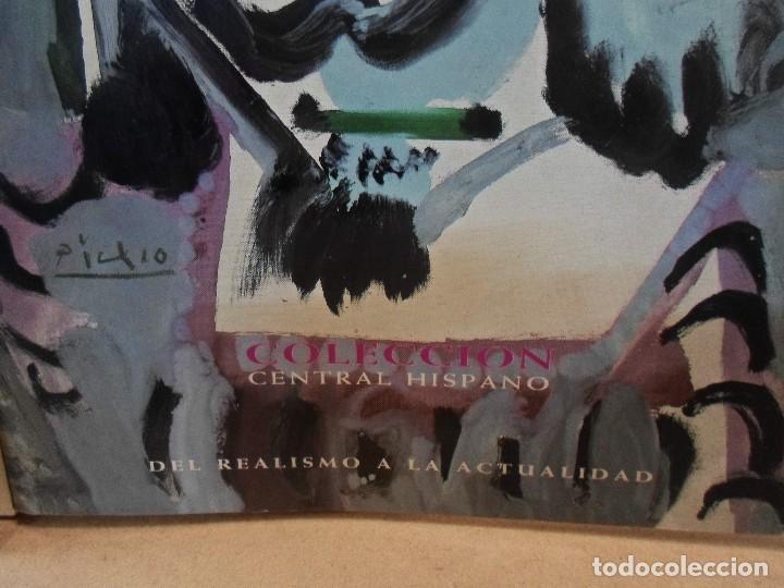 Libros de segunda mano: DOS TOMOS COLECCIÓN DE ARTE CENTRAL-HISPANO - Foto 3 - 125259631