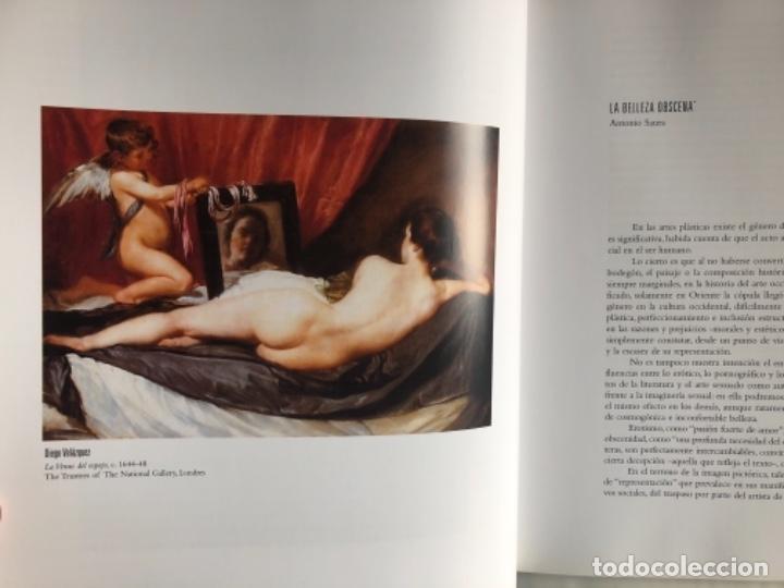 Libros de segunda mano: PINTURA AL DESNUDO: PICASSO, DUBUFFET, DE KOONING, BACON Y SAURA. ED. MUSEO BELLAS ARTES BILBAO Y FU - Foto 3 - 125421671