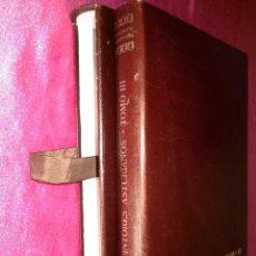 Libros de segunda mano: PINTORES ASTURIANOS FRANCISCO CARANTOÑA TOMO III EDICION DE LUJO BANCO HERRERO. Lote 125434571
