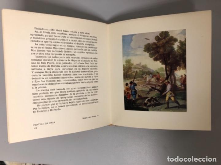 Libros de segunda mano: GOYA POR ANTONIO J. ONIEVA. ED. OFFO, 1962. - Foto 5 - 125815999
