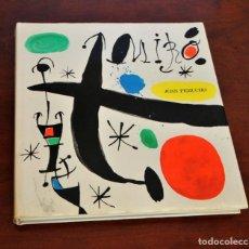 Libros de segunda mano: LIBRO JOAN MIRÓ Y CATALUÑA DE JOAN PERUCHO AÑO 1988 EDICIONES POLIGRAFA. Lote 125826587