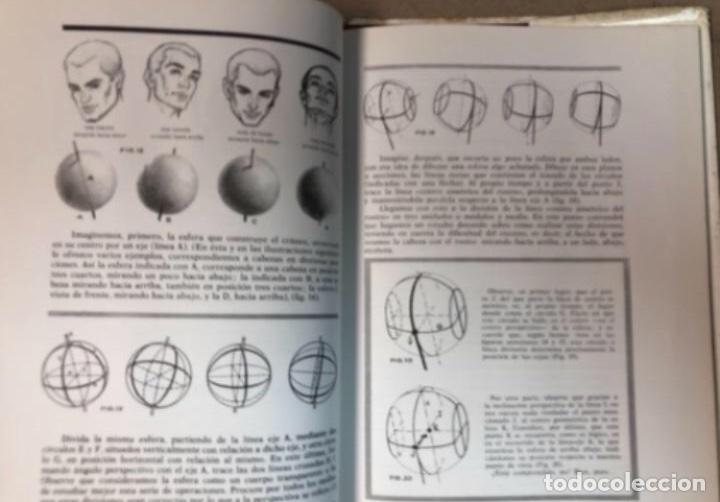 Libros de segunda mano: COMO DIBUJAR LA CABEZA HUMANA Y EL RETRATO - JOSÉ M° PARRAMÓN - 88 PÁGINAS (1965) - Foto 3 - 196090495